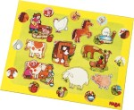 OUTLET|Puzzle Zwierzaki (od 3 lat) / Haba