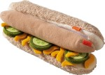 Hot-Dog Biofino / Haba