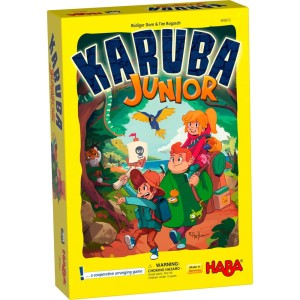 Gra Karuba Junior/ Haba