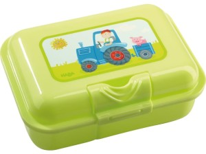 Lunch box Traktor / Haba
