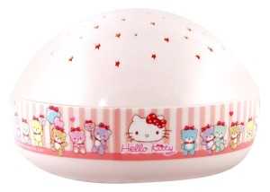 Lampka nocna - Projektor Hello Kitty / Niermann